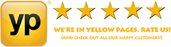 Five Stars from Yellow Pages